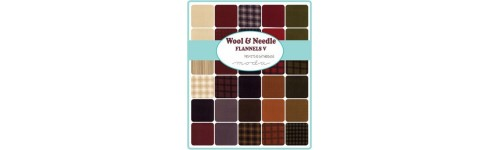 WOOL & NEEDLE FLANNELS V