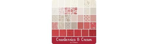 CRANBERRIES & CREAM
