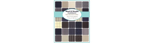 Wool & Needle Flannels IV ( The farmer Son)