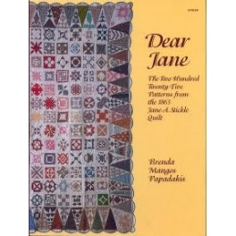 Libro Dear Jane 225 patterns