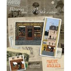 Libro Flâneries dans Paris et ailleurs.