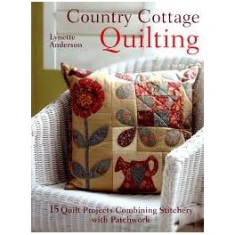 Libro Country Cottage Quilting