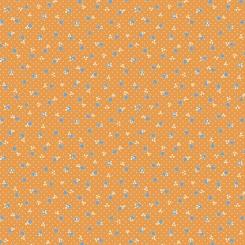 Tela Topito naranja