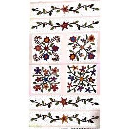Panel Folk Art Flannels 2