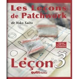 Les leçons de patchwork (Vol. 3)