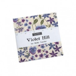Charm pack Violet Hill