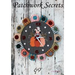 Revista Patchwork Secret  69