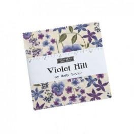 Charm pack Violet Hill